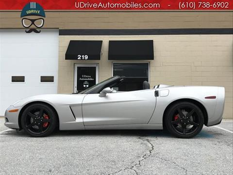 2005 Chevrolet Corvette for sale in West Chester, PA