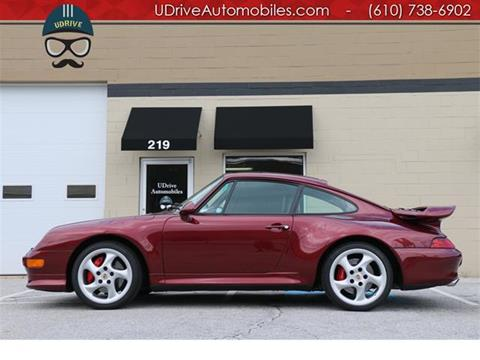 1997 Porsche 911 for sale in West Chester, PA