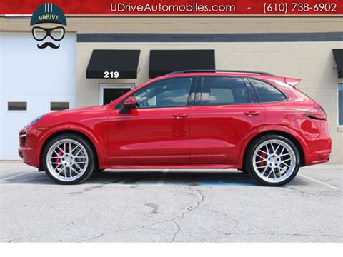 2013 Porsche Cayenne for sale in West Chester, PA