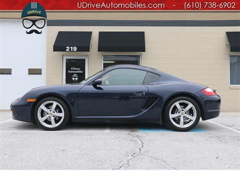 2007 Porsche Cayman for sale in West Chester, PA