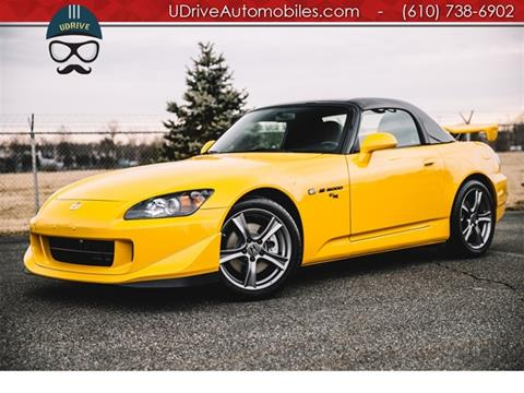 2008 Honda S2000 for sale in West Chester, PA