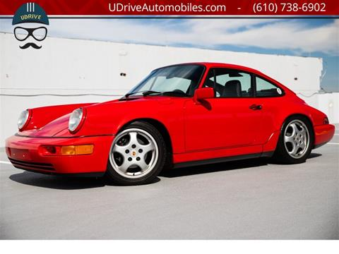1989 Porsche 911 for sale in West Chester, PA