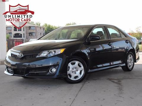 2013 Toyota Camry for sale in Bridgeview, IL