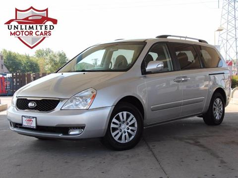 2014 Kia Sedona for sale in Bridgeview, IL