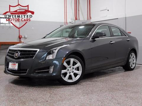 2013 Cadillac ATS for sale in Bridgeview, IL