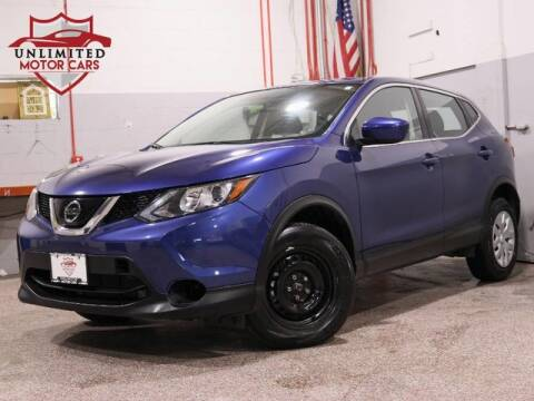 2019 Nissan Rogue Sport S for sale at Unlimited Motor Cars in Bridgeview IL