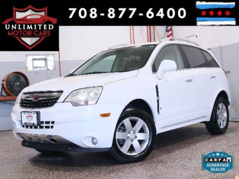 2008 Saturn Vue for sale at Unlimited Motor Cars in Bridgeview IL
