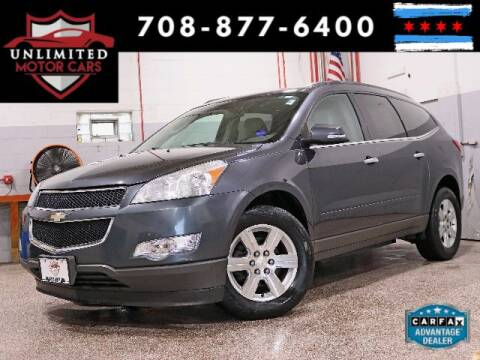 2010 Chevrolet Traverse for sale at Unlimited Motor Cars in Bridgeview IL