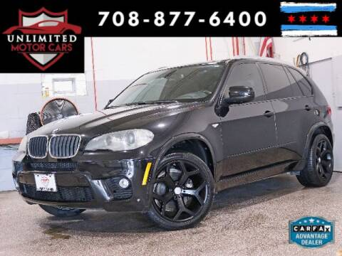 2012 BMW X5 for sale at Unlimited Motor Cars in Bridgeview IL