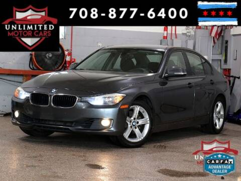 2013 BMW 3 Series for sale at Unlimited Motor Cars in Bridgeview IL