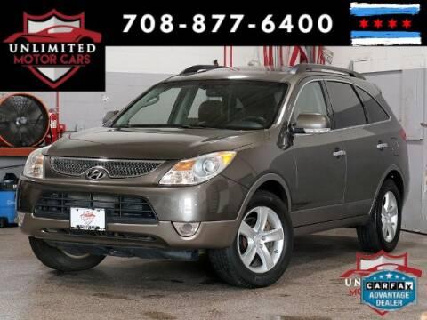 2008 Hyundai Veracruz for sale at Unlimited Motor Cars in Bridgeview IL