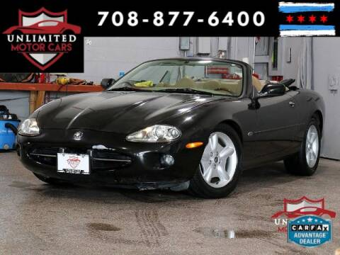1997 Jaguar XK-Series for sale at Unlimited Motor Cars in Bridgeview IL
