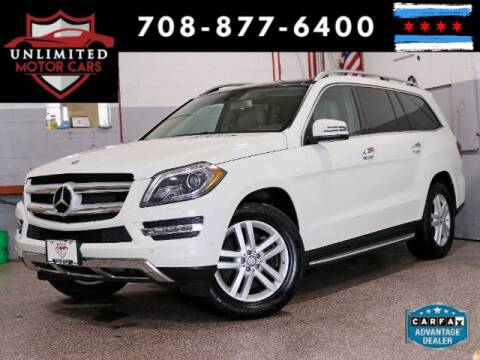 2013 Mercedes-Benz GL-Class for sale at Unlimited Motor Cars in Bridgeview IL