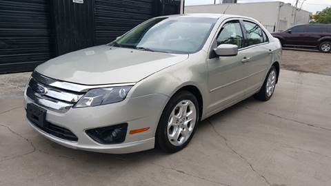 2010 Ford Fusion for sale in Denver, CO
