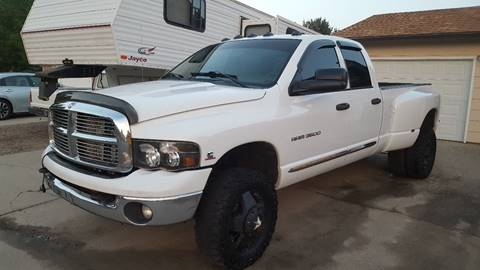 2004 Dodge Ram Pickup 3500 for sale in Worland, WY