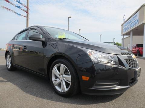 2014 Chevrolet Cruze for sale in New Castle, DE