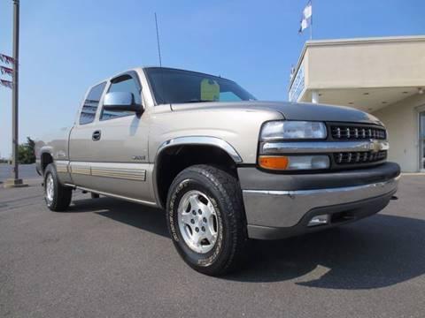 2001 Chevrolet Silverado 1500 for sale in New Castle, DE