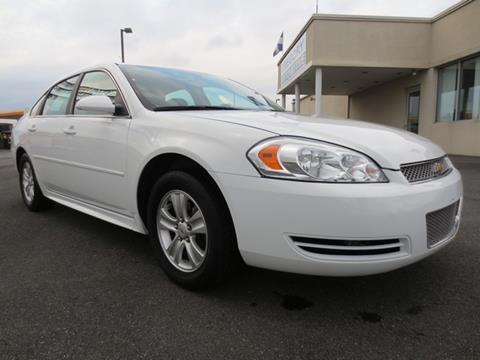 2012 Chevrolet Impala for sale in New Castle, DE
