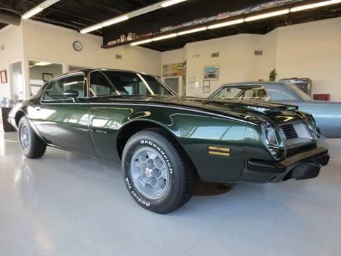 1975 Pontiac Firebird for sale in New Castle, DE