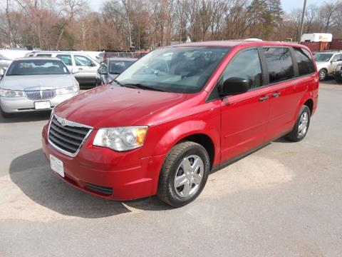 2008 Chrysler Town and Country for sale in Pasadena, MD