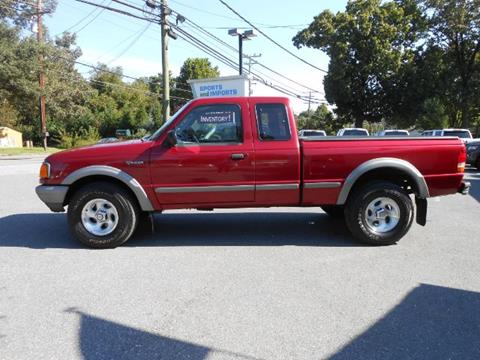 1995 Ford Ranger for sale in Pasadena, MD
