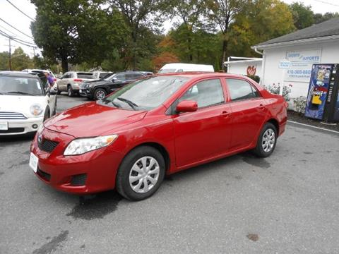 2010 Toyota Corolla for sale in Pasadena, MD