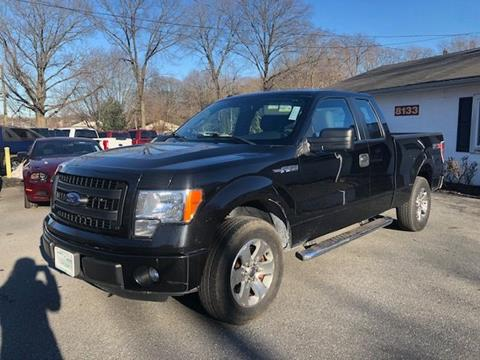 2013 Ford F-150 for sale in Pasadena, MD