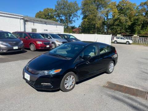 2010 Honda Insight for sale at Sports & Imports in Pasadena MD