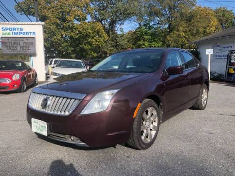 2011 Mercury Milan for sale at Sports & Imports in Pasadena MD