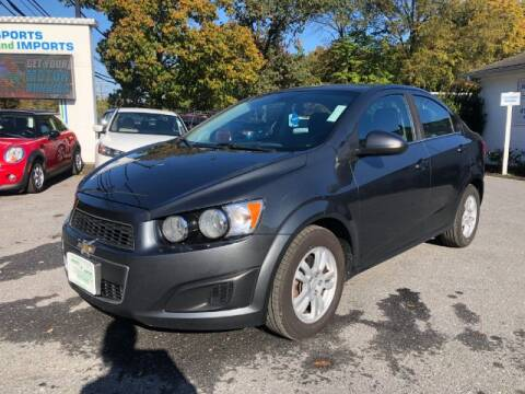 2013 Chevrolet Sonic for sale at Sports & Imports in Pasadena MD