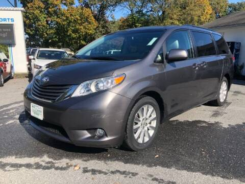 2011 Toyota Sienna for sale at Sports & Imports in Pasadena MD