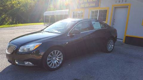 2011 Buick Regal for sale at Auto Titan in Knoxville TN