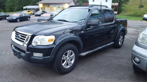 2007 Ford Explorer Sport Trac for sale at Auto Titan in Knoxville TN