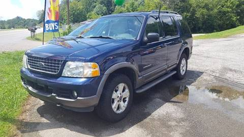2004 Ford Explorer for sale at Auto Titan in Knoxville TN