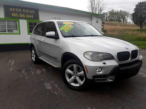 2010 BMW X5 for sale at Auto Titan in Knoxville TN