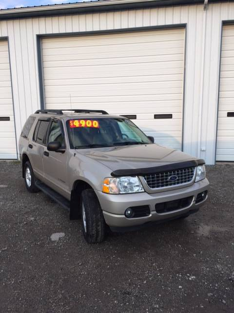 2005 Ford Explorer for sale at R C Auto Sales in Connellsville PA