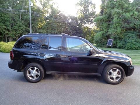 2008 Chevrolet TrailBlazer for sale in Watertown, CT