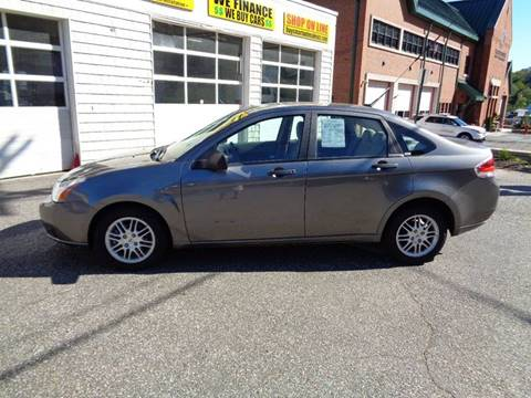 2011 Ford Focus for sale in Watertown, CT