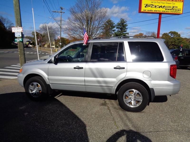 2004 Honda Pilot For Sale At Buy Smart Auto Sales In Watertown CT
