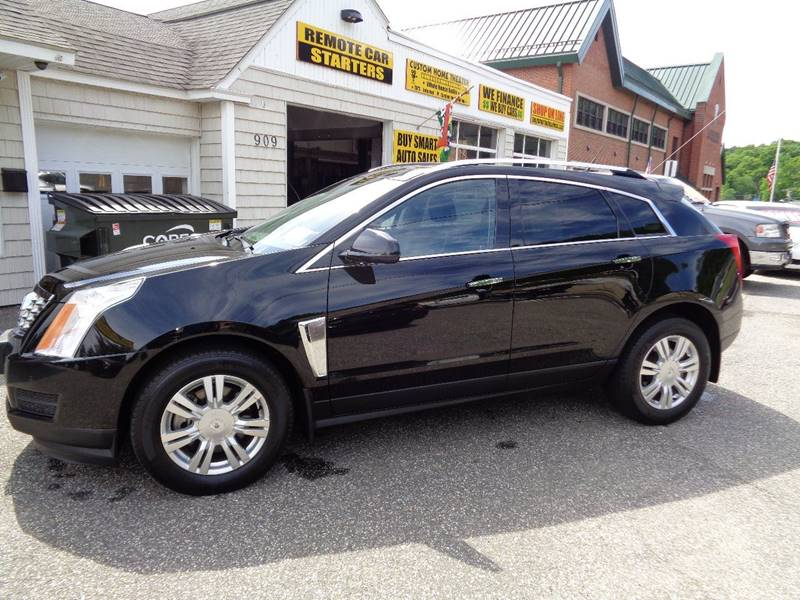 detail awd sale srx navigation used cadillac for performance camera certified