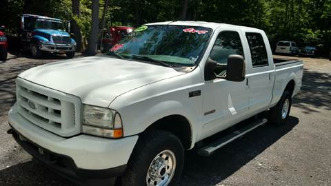 2004 Ford F-250 Super Duty for sale in Verona Beach, NY