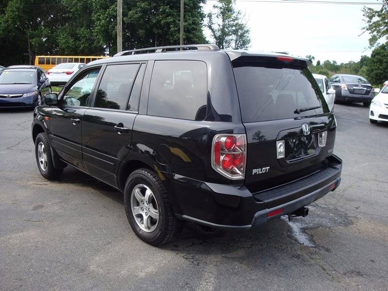 2007 Honda Pilot for sale at Collection Auto Import in Charlotte NC