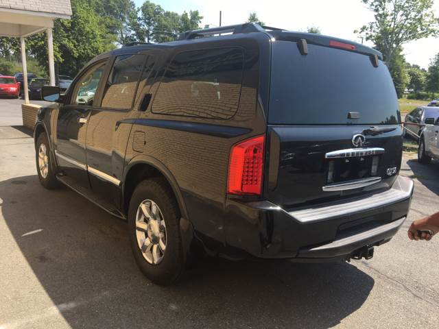 2005 Infiniti QX56 for sale at Collection Auto Import in Charlotte NC