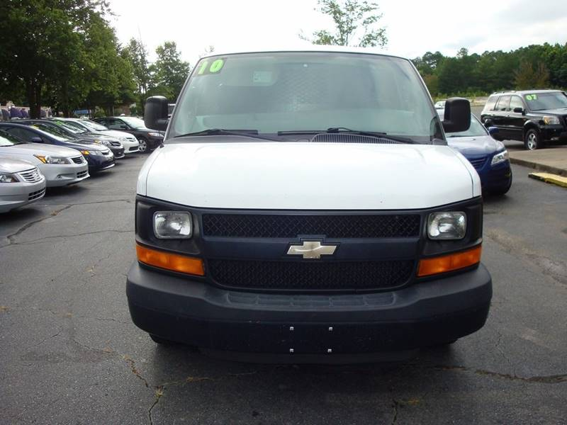 2010 Chevrolet Express Cargo for sale at Collection Auto Import in Charlotte NC