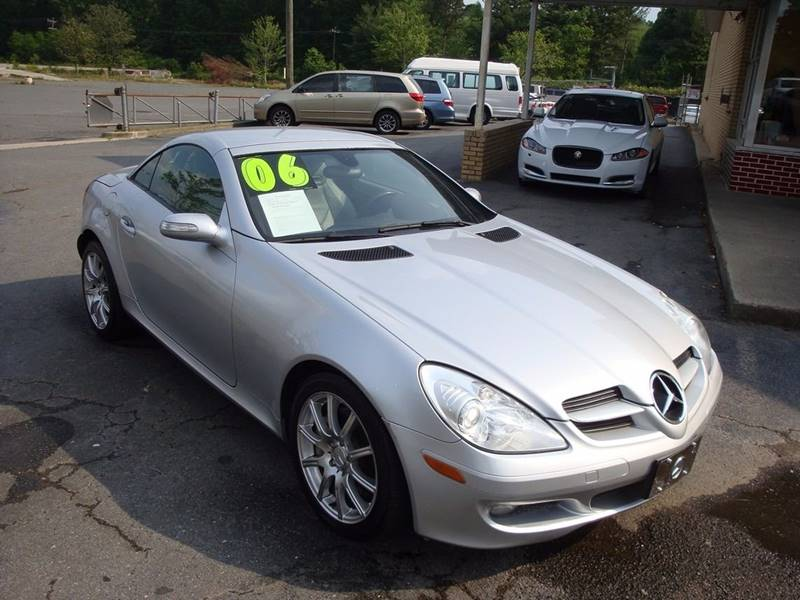 2005 Mercedes-Benz SLK for sale at Collection Auto Import in Charlotte NC