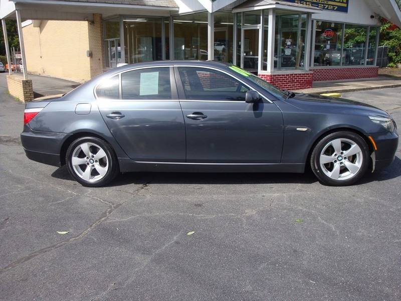 2008 BMW 5 Series for sale at Collection Auto Import in Charlotte NC