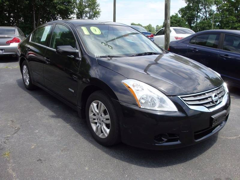 2010 Nissan Altima Hybrid for sale at Collection Auto Import in Charlotte NC