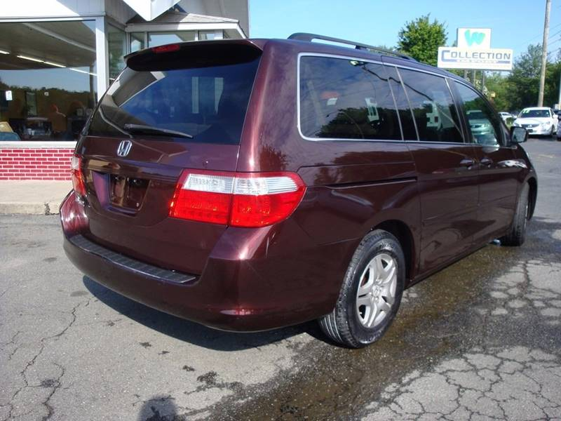 2007 Honda Odyssey for sale at Collection Auto Import in Charlotte NC