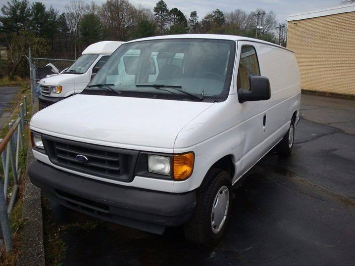 2005 Ford E-Series Cargo for sale at Collection Auto Import in Charlotte NC