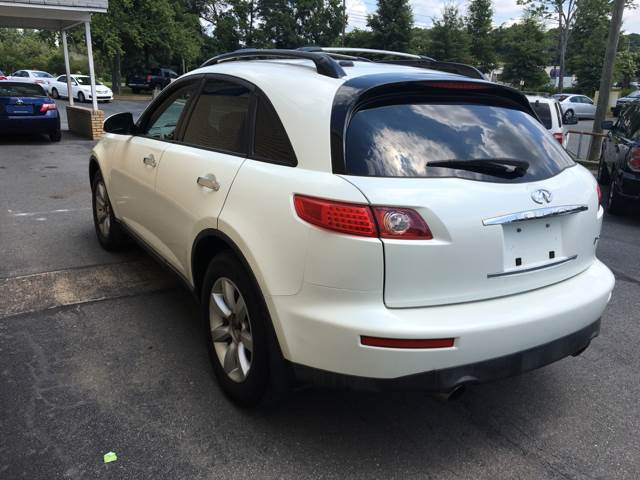 2005 Infiniti FX35 for sale at Collection Auto Import in Charlotte NC